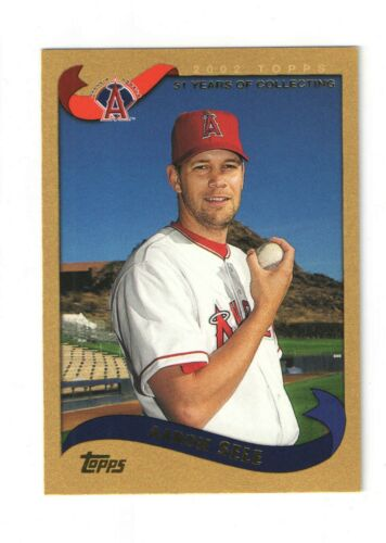 2002 Topps Traded Gold Finish Your Set
