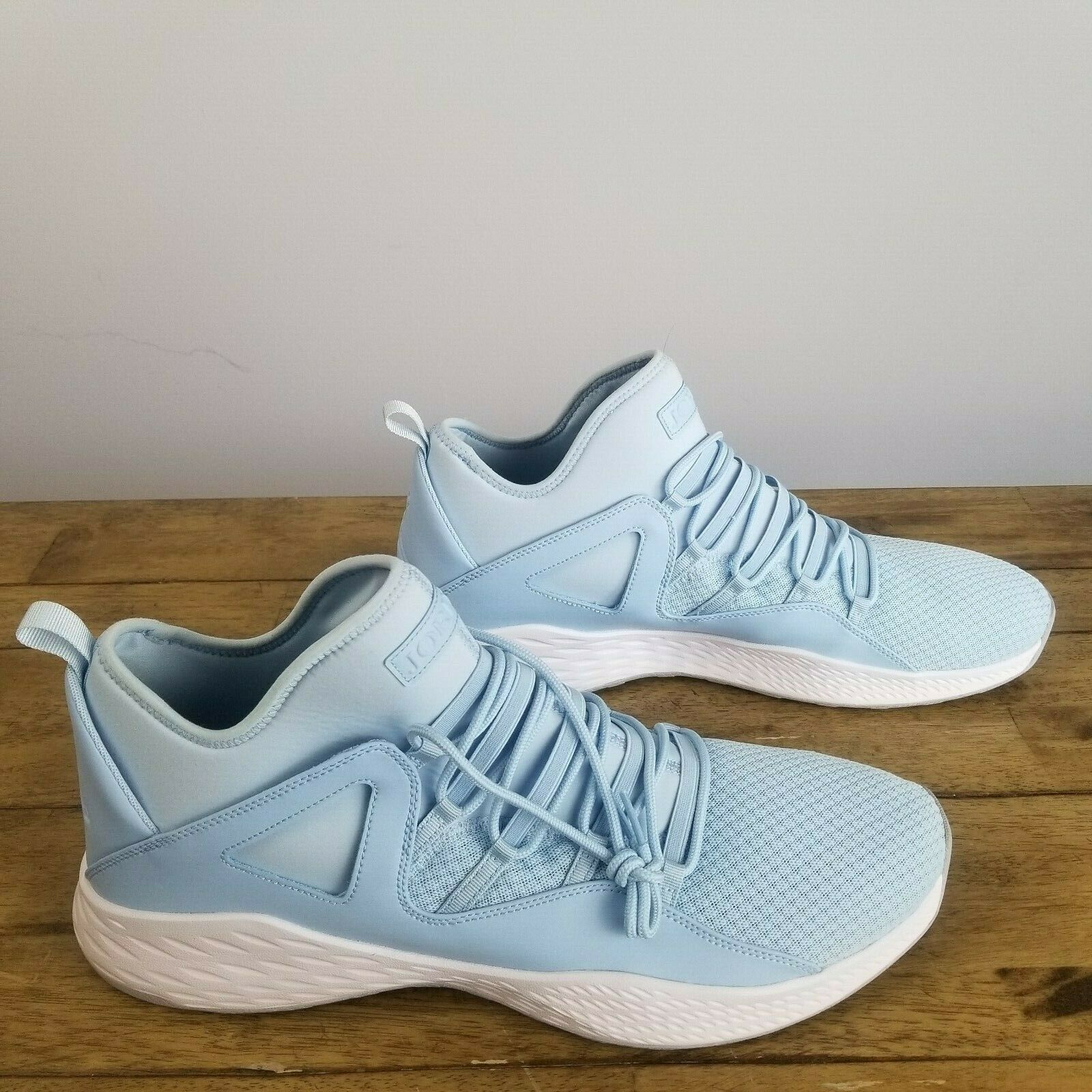 f42b849c49d906 NEW Size 18 Nike Nike Nike Air Jordan Formula 23 shoes Sneakers Basketball  blueee 881465-