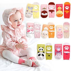 """2019 Nouveau Style Vaenait Baby Kids Toddler Vêtements Filles Antidérapant Chaussettes """"filles Zoo Chaussettes"""" 0m-8t-afficher Le Titre D'origine"""