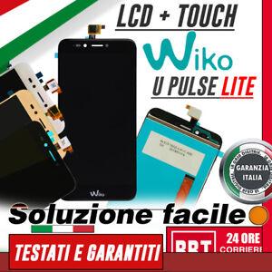 LCD-DISPLAY-TOUCH-SCREEN-per-WIKO-U-PULSE-UPULSE-LITE-5-2-034-SCHERMO-VETRO-BRT-24H