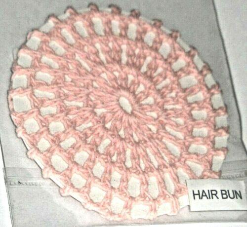 Gutschein Ballett Haarnetz Knotennetz Dutt Haarschmuck Ballet Hair Bun rosa
