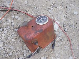 allis chalmers wd wiring harness allis chalmers wd 45 tractor a c battery box amp gauge switch box  allis chalmers wd 45 tractor a c