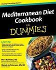 The Mediterranean Diet Cookbook For Dummies by Meri Raffetto, Wendy Jo Peterson (Paperback, 2011)