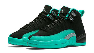 separation shoes aa01a 366c1 Image is loading Nike-Air-Jordan-12-XII-Retro-Black-Hyper-