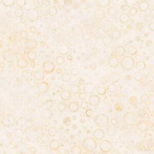 Robert-Kaufman-Batik-Fabric-AMD-19074-15-IVORY-By-The-Half-Yard-Quilting