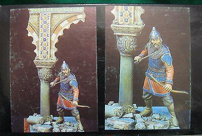 Beneito 54 Mm Sardar Of Tumur Army - Metal