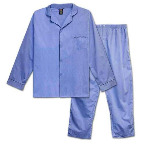 Hanes Classics Big and Tall Solid Woven Pajama