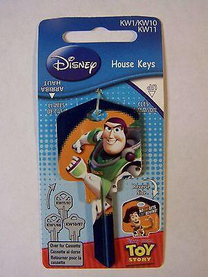 Buzz /& Woody Kwikset House Key Blank