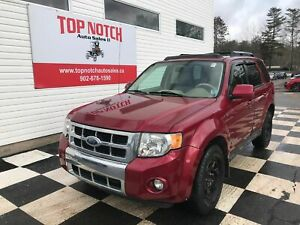 2008 Ford Escape LIMITED! HEATED LEATHER SEATS! KEYLESS ENTRY!