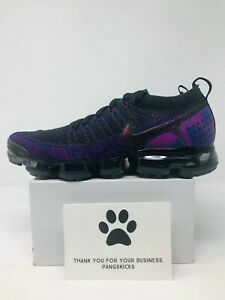 online store 70dc4 9d5c0 Details about Nike Air VaporMax Flyknit 2 'Night Purple' 942842-013 Size  9-9.5