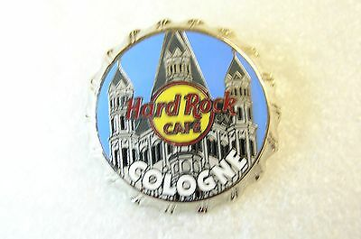 Hard Rock Cafe Pin COLOGNE Bottle Cap Series