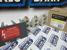 Ge Tclk365 Lug Kit For Sg Frame Circuit Breaker 600 Amp New In Box