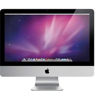 "Apple IMAC 21.5"" MC509LL Intel i3 550 3.2GHz 4GB 1TB macOS 10.12.6 Sierra"