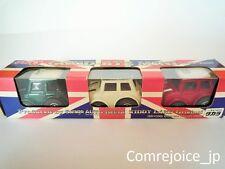 Choro Q TAKARA TOMY GOOD-BYE MINI COOPER 3 Cars Set Pull Back Car Rare