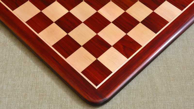 Wooden Chess Board Blood Red Bud pink pink pink Wood 21  - 55 mm SKU  D0131 Free P&P. 1428f9