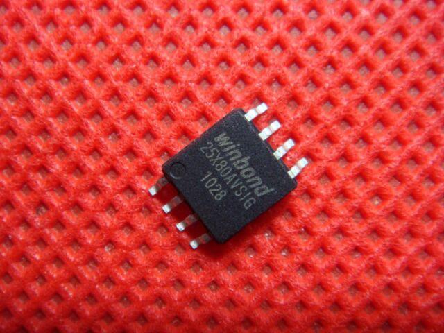 1 PIECE winbond 25X80SIG W25X80VSIG SPi Flash (A14)