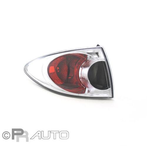 Mazda 6 GG//GY 06//02-08//07 Heckleuchte Rückleuchte Rücklicht links Chrom Kombi