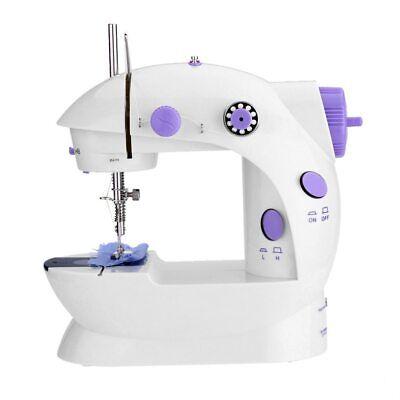 Maquina de Coser Portatil Para Casa Ajustable con Velocidades coser eléctricas