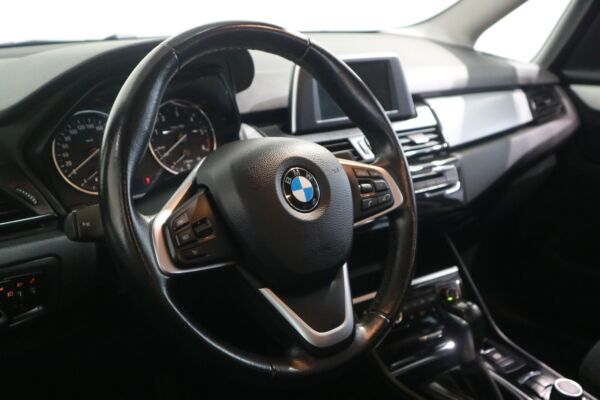 BMW 218d 2,0 Gran Tourer Advantage aut. 7p - billede 3