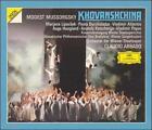 Mussorgsky: Kovanschina (CD, Nov-1990, 3 Discs, DG Deutsche Grammophon)