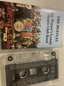 CASSETTE-BEATLES-SGT-PEPPERS-LONELY-HEARTS-CLUB-BAND-Netherlands-issue