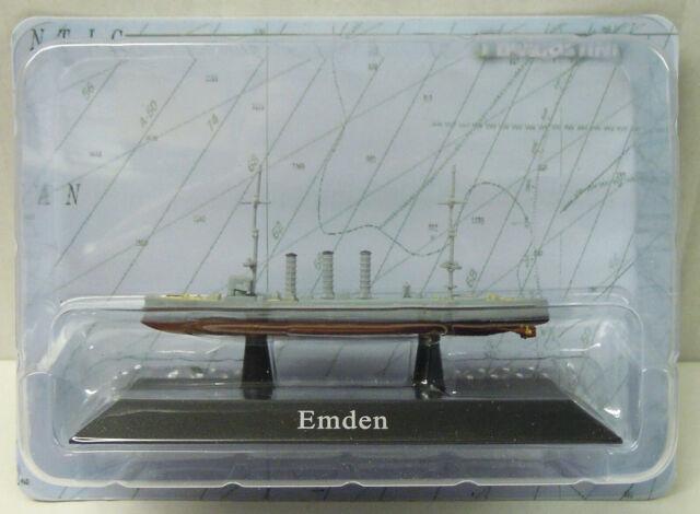 Lights Cruiser S. M. S. Emden, Atlas , 1:1250, Finshed Model, New