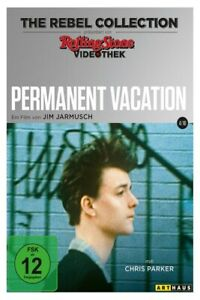 Permanent-Vacation-The-Rebel-Collection-Parker-Chris-Lurie-John-DVD-NUOVO