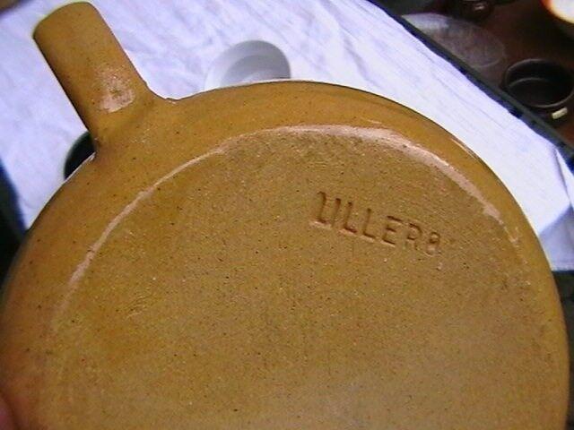 Keramik, Keramikskåle. 4 stk ældre., Bl.a. Ullerup &