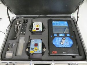 CSI-Emerson-8117-Ultraspec-Vibration-Balance-Laser-Alignment-8225-Laser-ND62