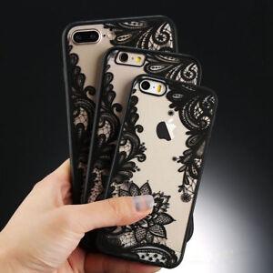 coque silicone iphone 6 dentelle