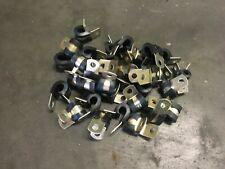 "MS21919WDG4 1//4/"" UMPCO Single Loop Cushioned Clamp 20"