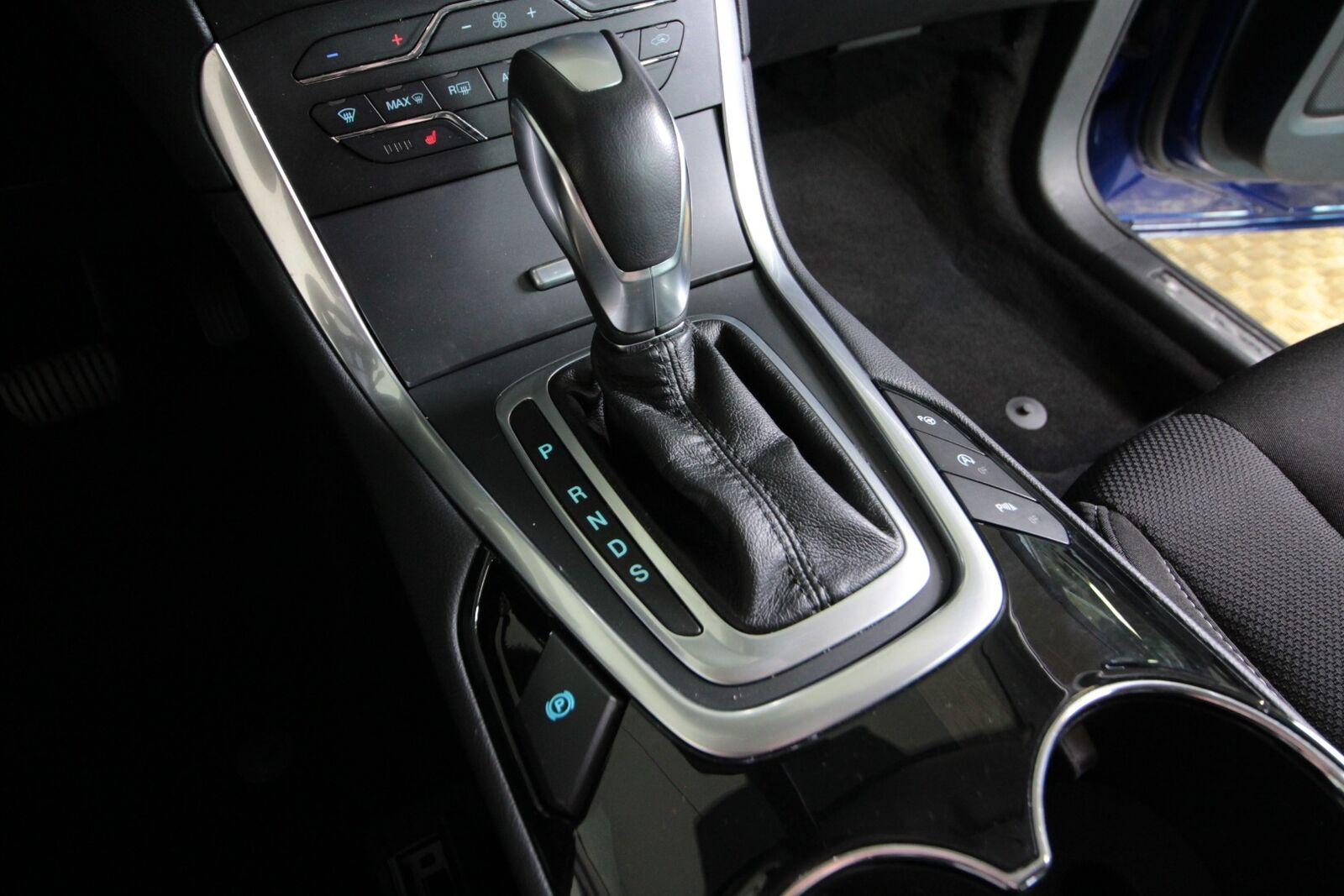 Ford S-MAX SCTi 240 Titanium aut. 7prs
