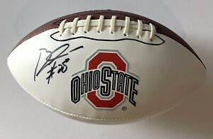 Chris Wells beanie signed Ohio State Buckeyes Football ncaa big 10