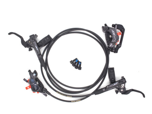 Shimano XT M8120 4-Pistol BL-M8100//BR-M8120 MTB Brake W// Resin Pad Ice-Tech Fin