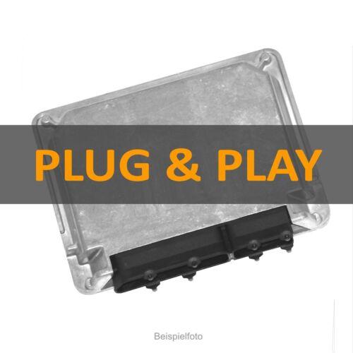 Plug /& Play Skoda Octavia 1,6 Moteur taxe périphérique ECU 06a906019bt respondant OFF//respondant Free