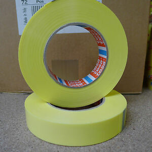 Tesa-Tape-4289-no-tubes-rim-tape-complete-roll-25-mm-wide-x-66-metres-long
