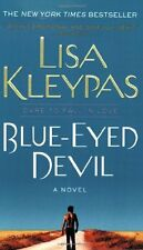 The Travis Family: Blue-Eyed Devil 2 by Lisa Kleypas (2009, Paperback)