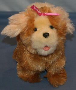 FurReal Friends Mini Morkie Yorkie Dog Pet Puppy Plush Toy Animated