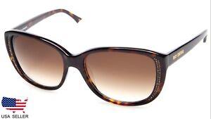 c9fcb3cee2 NEW Juicy Couture JU 518 S 0086 Y6 HAVANA  BROWN GRADIENT SUNGLASSES ...