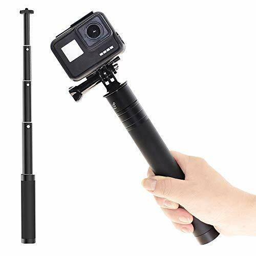 [GLIDER] Action camera extent rod 5-stage for GP, GLD3679MJ89 action camera extent for gld3679mj89 rod