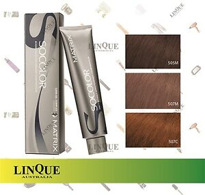 Matrix-SoColor-Permanent-Hair-Colour-85g-Grey-039-T-Naturals-New-505M-507M-507C