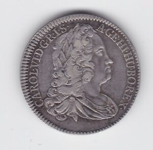 Austria-Autriche-Charles-VI-1-4-de-thaler-1740-7-3-g-app-B-289