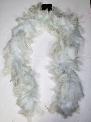 Charades Feather Boa 196cm Bianco