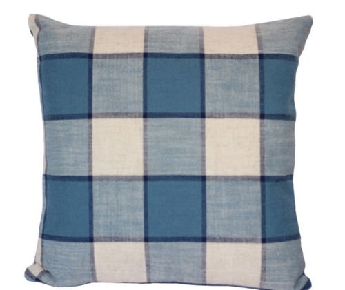 Beautiful Check Print 18 x 18 inch Cushion Cover Pillow for Sofa Bed