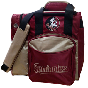 Florida State Seminoles - NCAA Single Bowling Ball Tote Bag  LIMITED  EXCLUSIVE