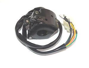 KR-Yamaha-XT-250-350-600-Right-Handlebar-Switch-High-Low-Horn-Turn-Signal