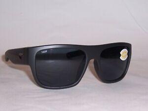 New Costa del Mar Hamlin Polarized Sunglasses Matte Black//Gray 580P