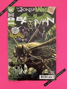 Batman #97 Guillem March Cover A DC Comics 2020 NM (Joker War Tie-In)