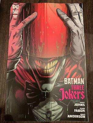 BATMAN THREE JOKERS #1 PREMIUM VAR A RED HOOD VARIANT DC COMICS GEMINI 8//26
