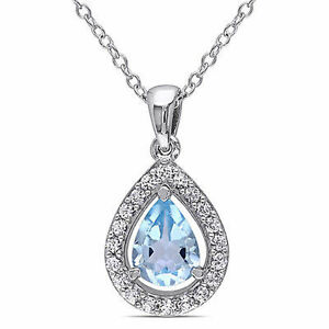 Sterling-Silver-Blue-Topaz-and-Created-White-Sapphire-Pendant-Necklace-18-034